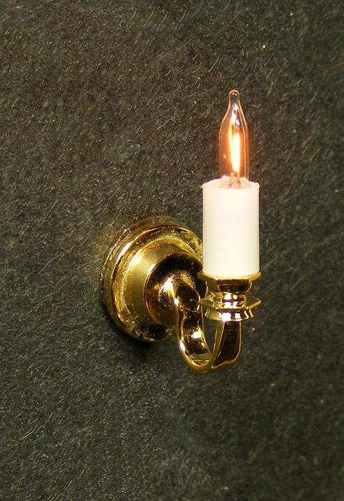 Wall Sconces : Cir-Kit Concepts, Inc., Dollhouse Lighting, Wiring Kits, and Electrical Supplies