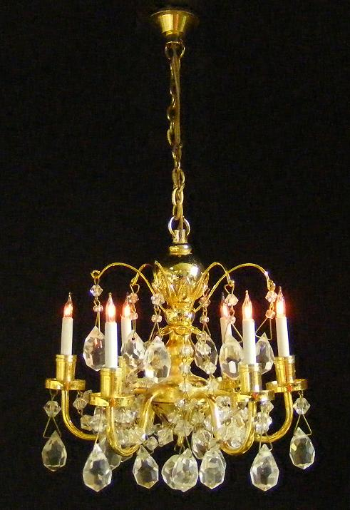 Chandeliers Cir Kit Concepts Inc Dollhouse Lighting